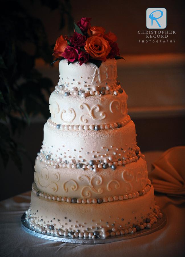Nice cake.