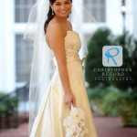 Bridal Portraits - Jackie at the Duke Mansion