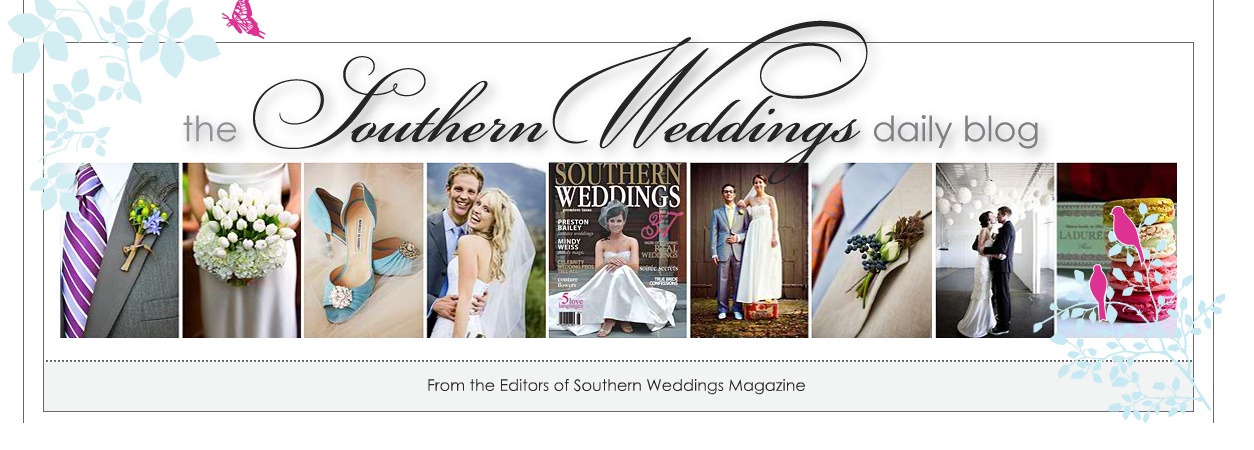 The Southern Weddings blog