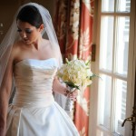 Bridal Portraits: Elizabeth at The Duke Mansion