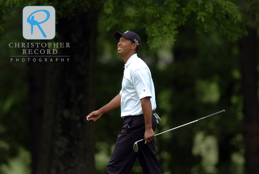 Out with an injury last year, hopefully former winner Tiger Woods will make another appearance at Quail Hollow this year