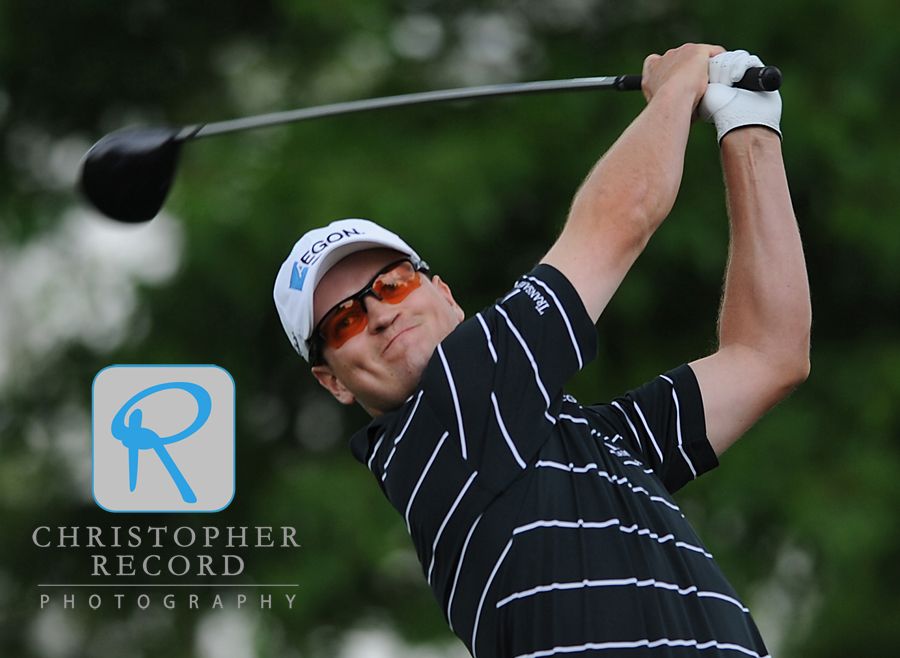 Former Masters champion Zach Johnson was among Quail's impressive field