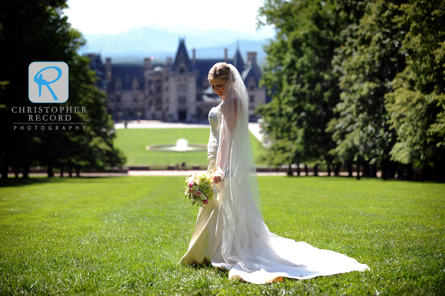 Fotorecord blog archive asheville wedding at the for Biltmore estate wedding prices