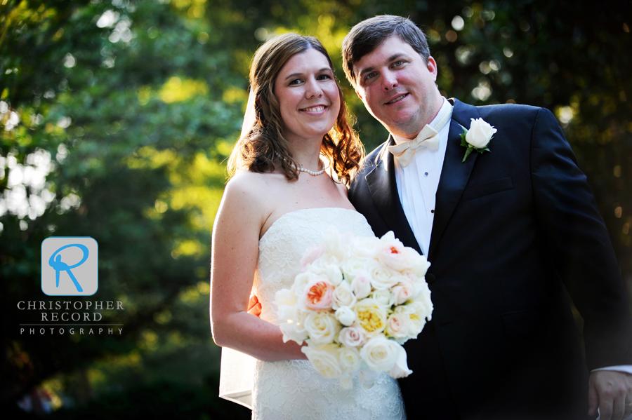 Catherine and Stephen