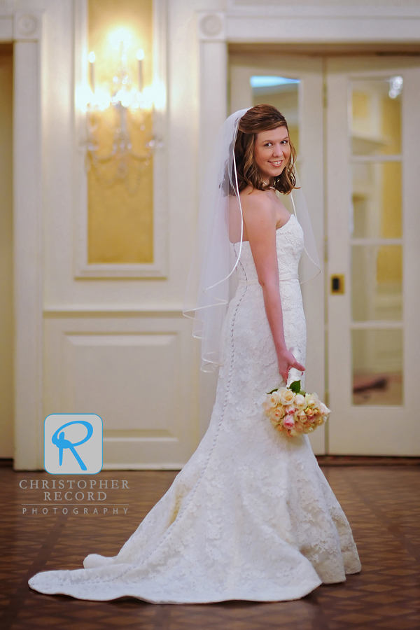 Another bridal portrait