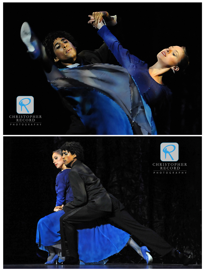 Addul Manzano and Jamie Dee move to the Sinatra music