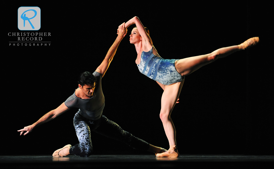More movement in Alonzo King's MAP