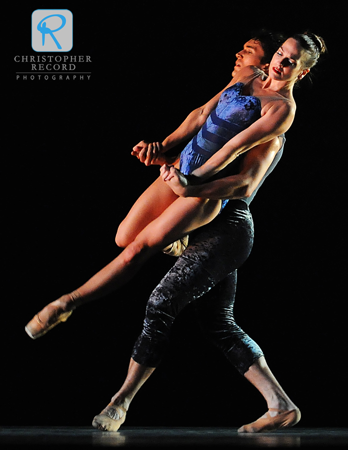 David Ingram lifts Rebecca Carmazzi