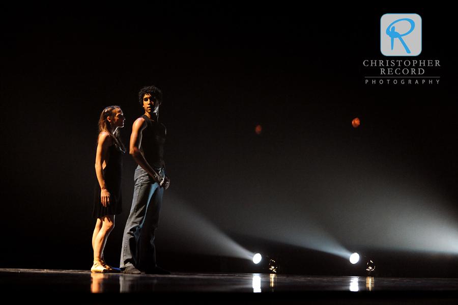 Rebecca Carmazzi and Addul Manzano
