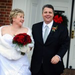 Charlotte Wedding: Barbara and Pete