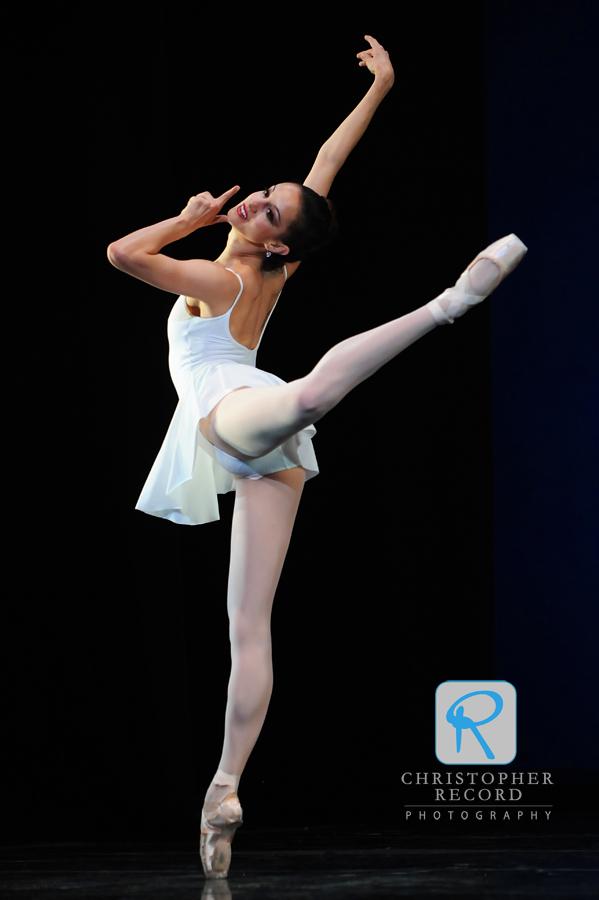 Alessandra Ball