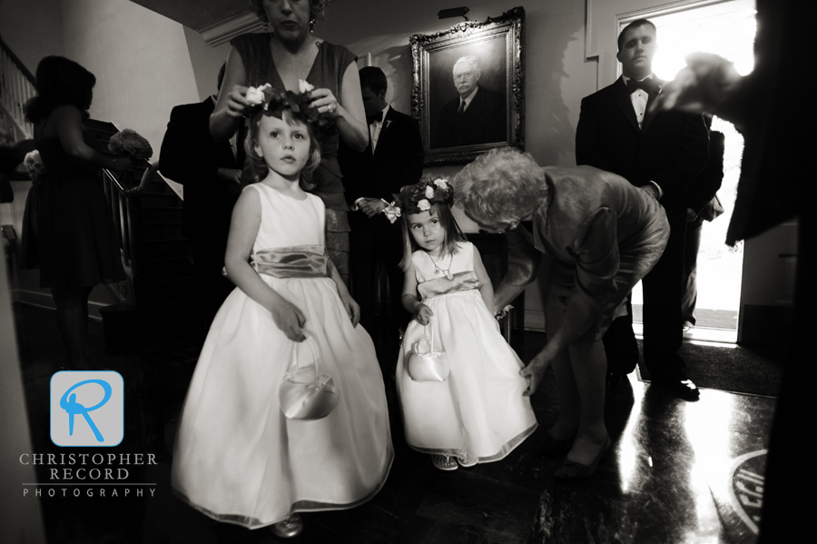 Kendall and Bella get ready for their big moment
