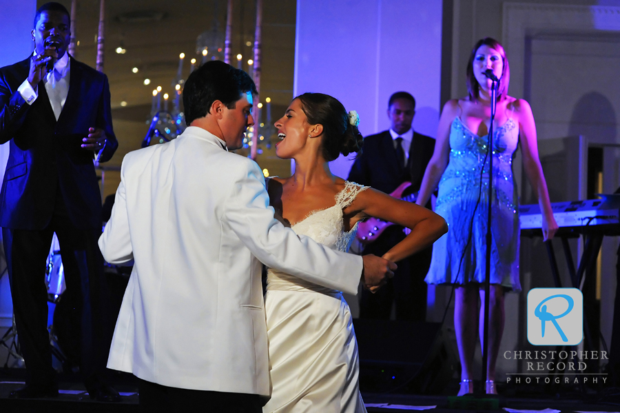 More from the first dance