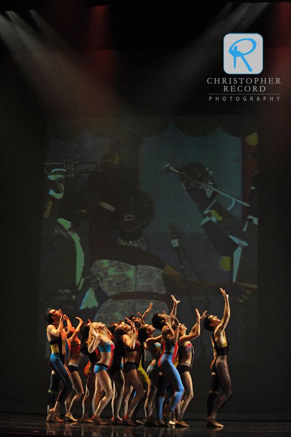 Rhoden's choreography