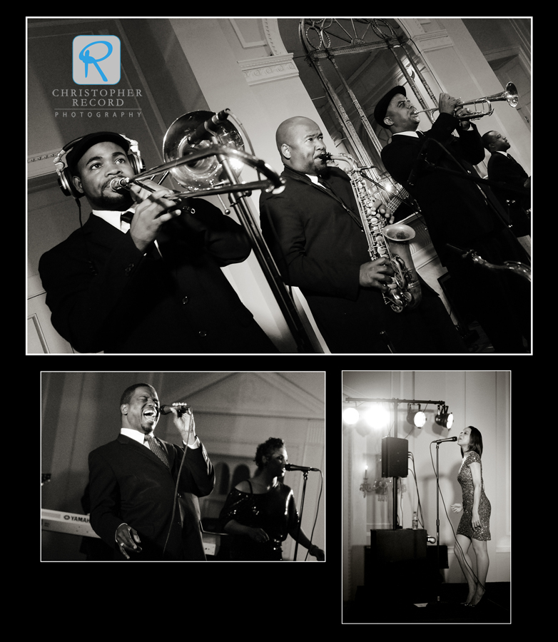 An amazing band, the Atlanta Showstoppers