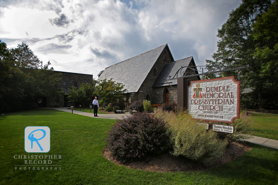 Blowing Rock's historic Rumple Memorial Presbyterian Church