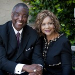 Charlotte Portrait Photography: Carolyn and Paul Silas for Dress for Success