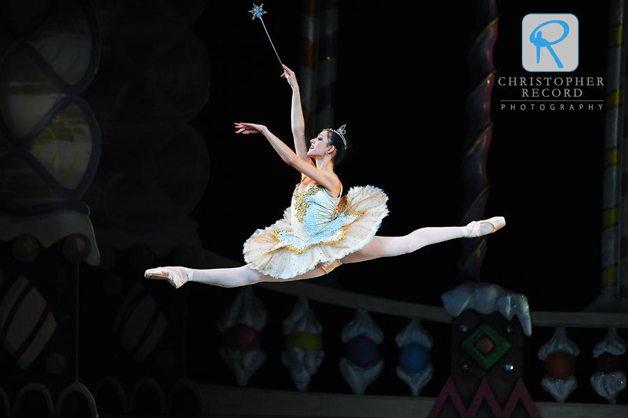 Sugar Plum Fairy Anna Gerberich
