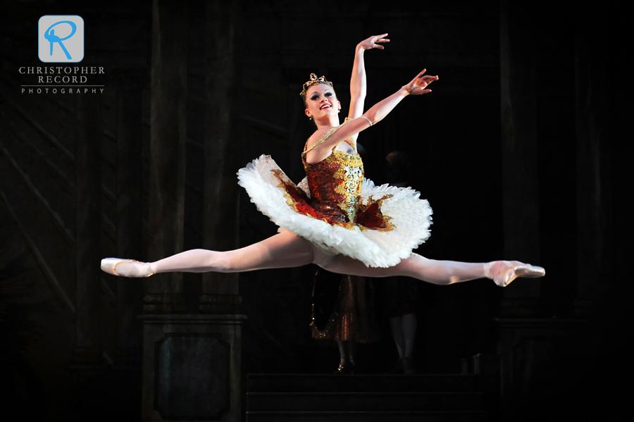 Sarah Hayes Watson takes flight
