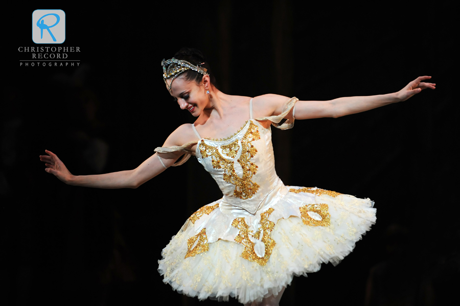 Cinderella takes a bow