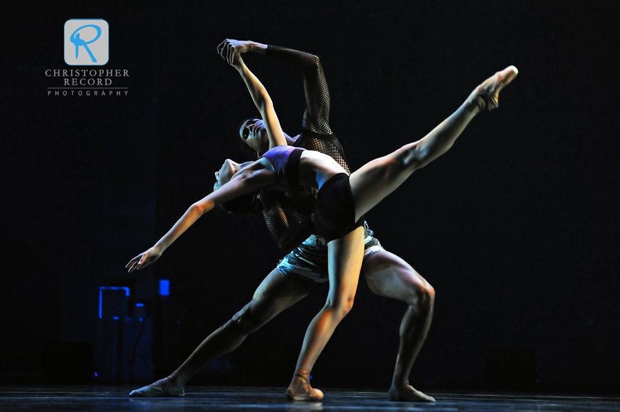 Anna Gerberich and Addul Manzano