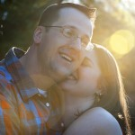 Charlotte Engagement Photography: Jessica and Joel