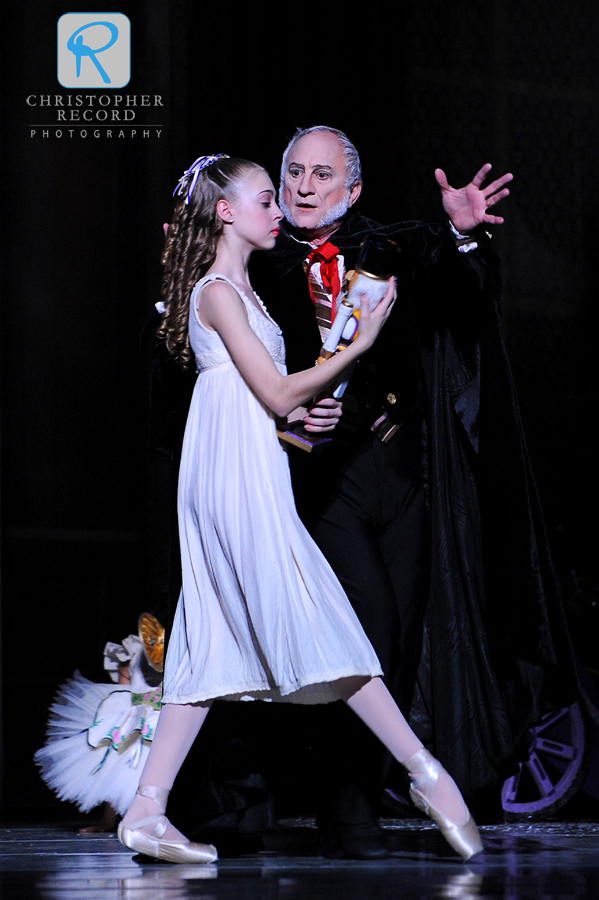Drosselmeyer and Clara