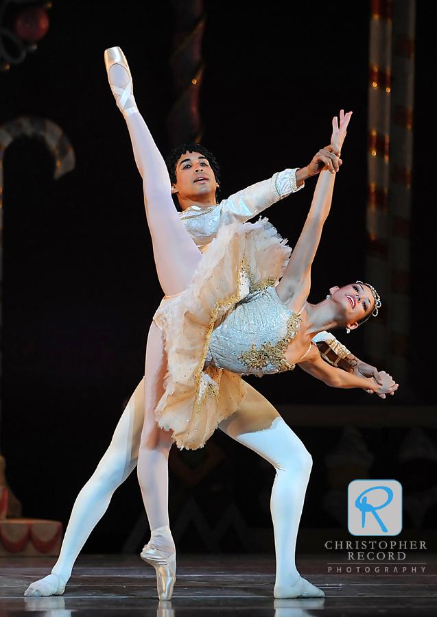 Addul Manzano and Anna Gerberich