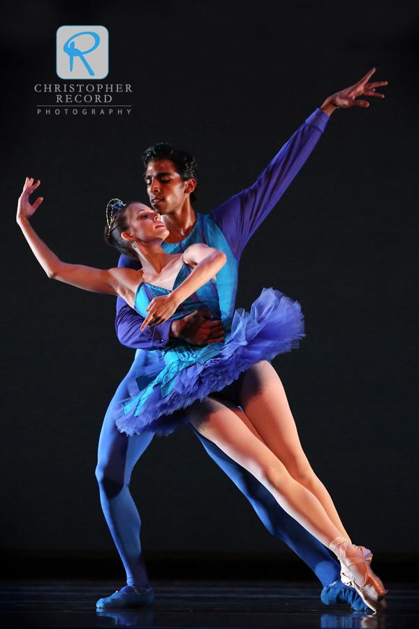 Anna Gerberich and Pete Walker