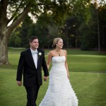 Charlotte Wedding Photography: Sarah Dorsett and Trainor