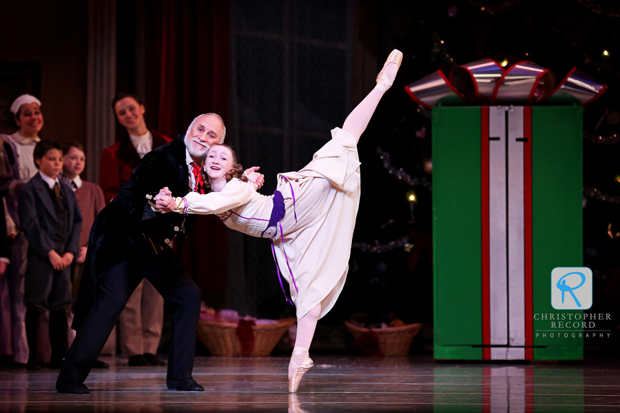 Dancing with Drosselmeyer