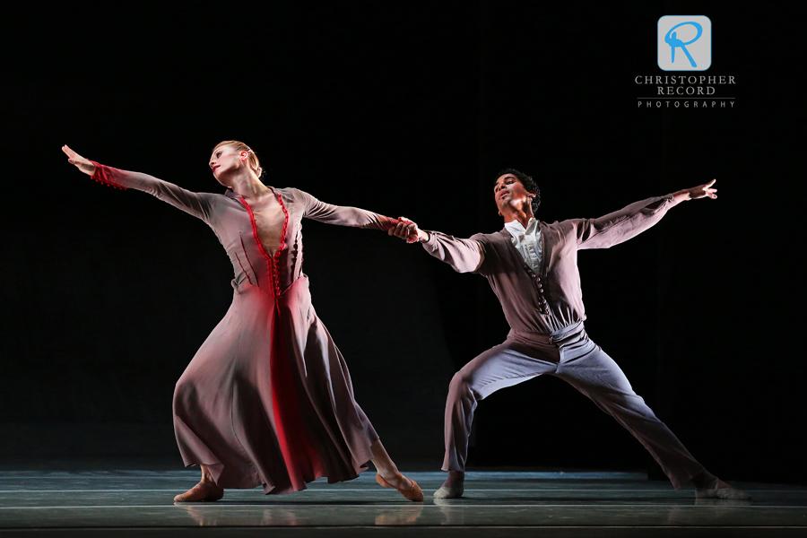 Sarah Hayes Watson and Addul Manzano