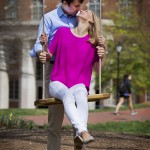 Charlotte Engagement Photography: Katie and Mark