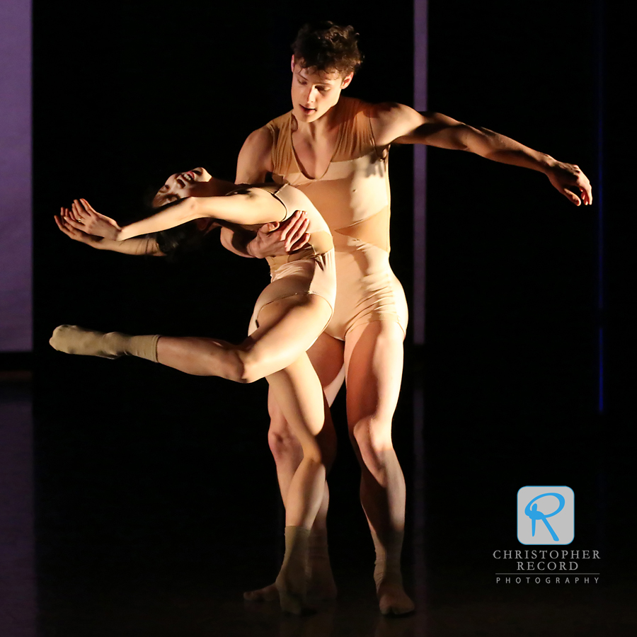 Saho Kumagai and Lucas Wilson-Bilbro is Pi'so Sto Mide'n by David Ingram