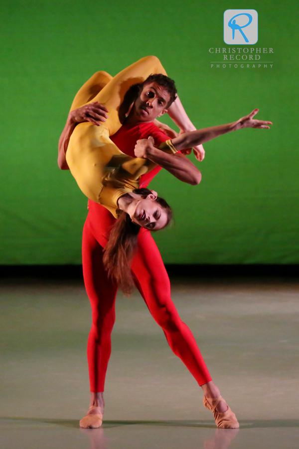 Jordan Leeper and Anna Gerberich in Path
