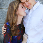 Charlotte Engagement Photography: Abigail and Chris