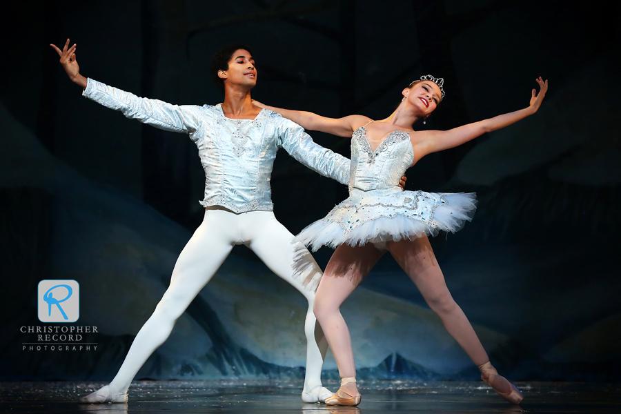 Addul Manzano and Elizabeth Truell