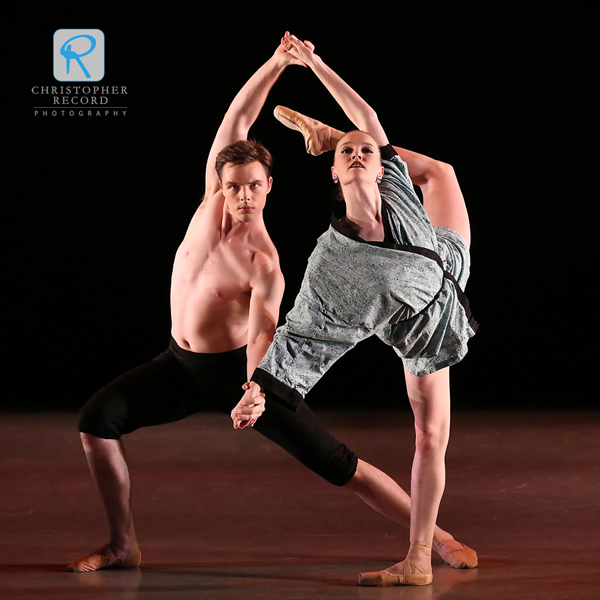 Charlotte Ballet Innovative Works by Christopher Record
