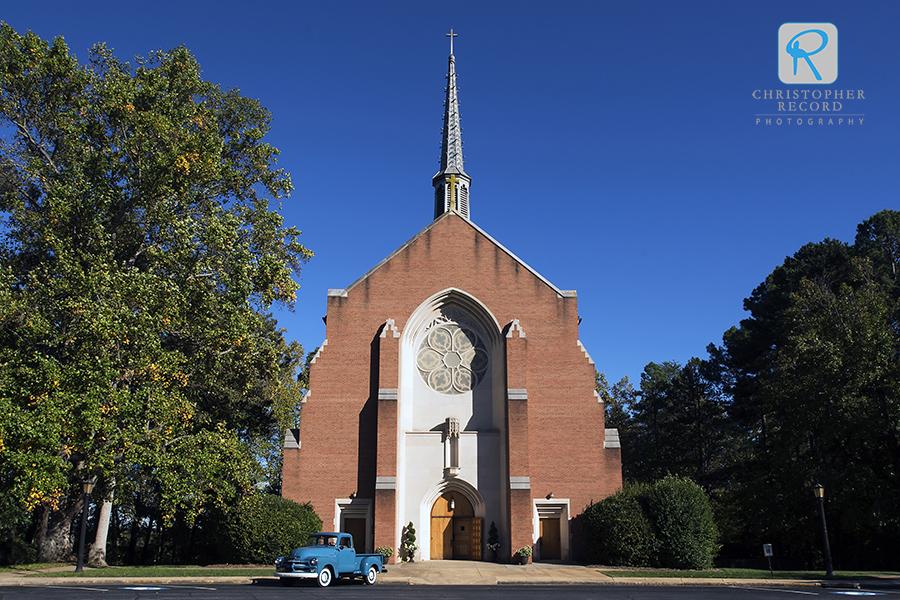 Omwake-Dearborn Chapel in Salisbury