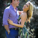 Pinehurst Engagement Photography: Brittany and Alex