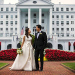 Greenbrier Wedding Photography: Virginia and Brendan